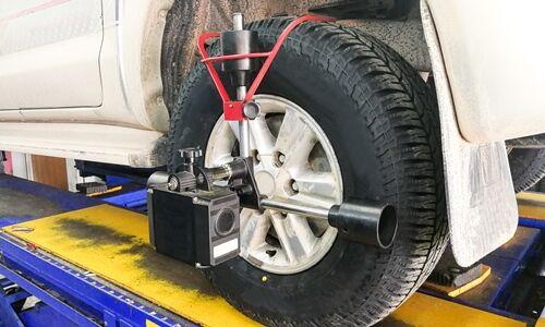 Karvel Automotive - Wheel Alignment